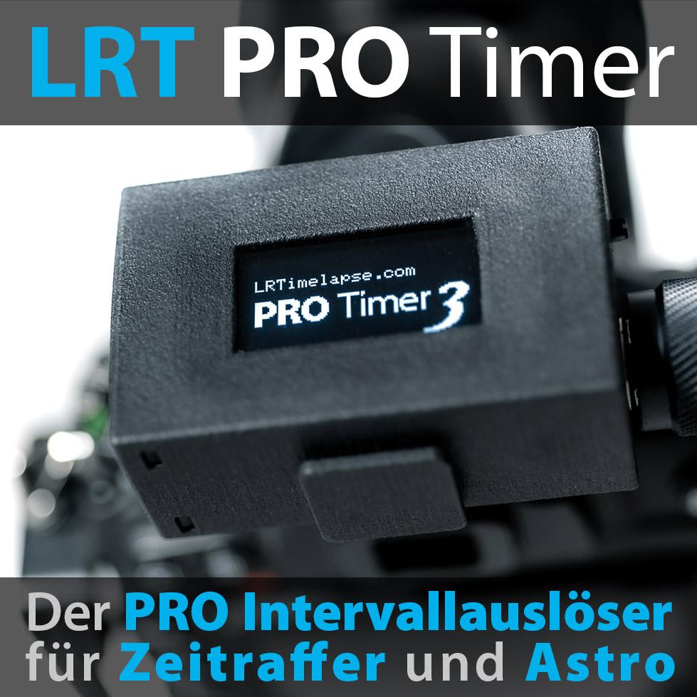 LRTimelapse PRO Timer