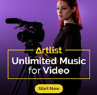 Artlist.io - music for videos