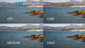 LRTimelapse Motion Blur Plus